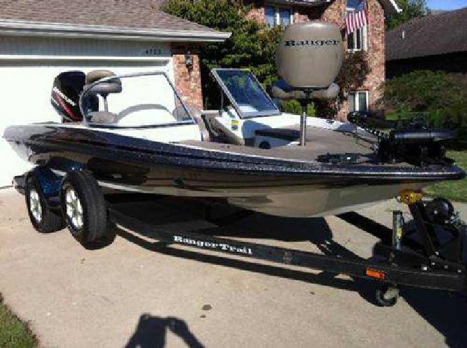 16 000 2005 ranger boat reata vs 180 fish and ski for for Fish and ski boats for sale