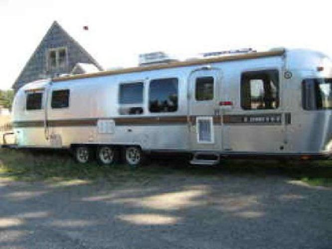 16 500 1985 Airstream Excella Limited For Sale In Yelm