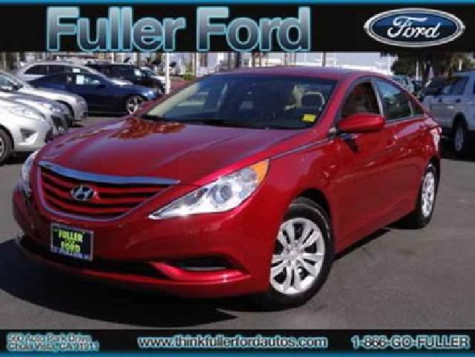 $16,666 2011 Hyundai Sonata GLS