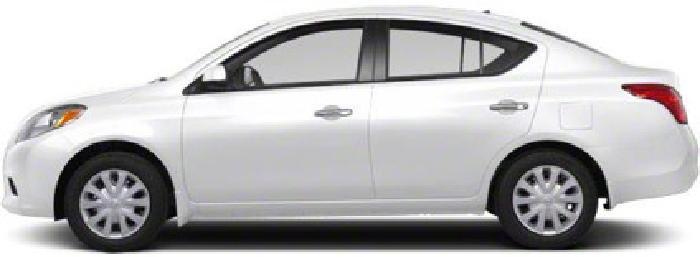 $16,780 2013 Nissan Versa 1.6 SV