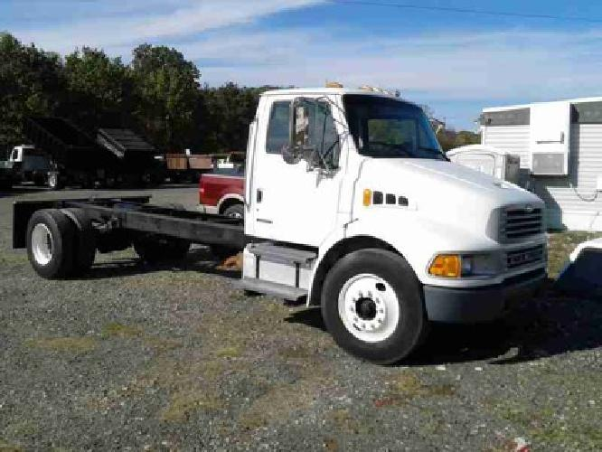 $16,850 2005 STERLING ACTERRA Cab Chassis Truck