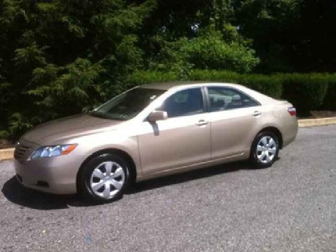 $16,855 2009 Toyota Camry LE