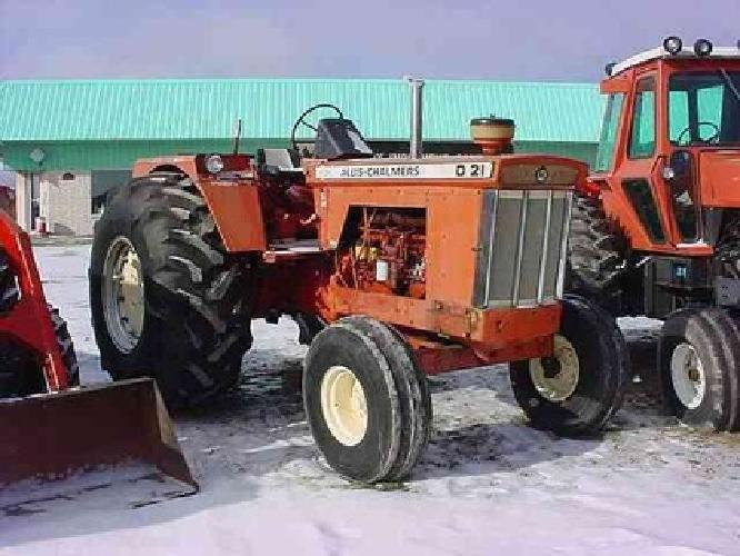 $16,900 1968 Allis-Chalmers D21 II for sale in Lachine