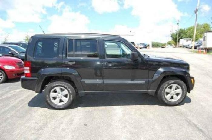 $16,903 2011 Jeep Liberty Sport