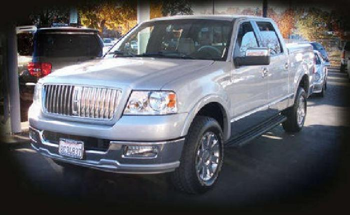 16 995 2006 lincoln mark lt 4x4 truck for sale in chico california classified. Black Bedroom Furniture Sets. Home Design Ideas