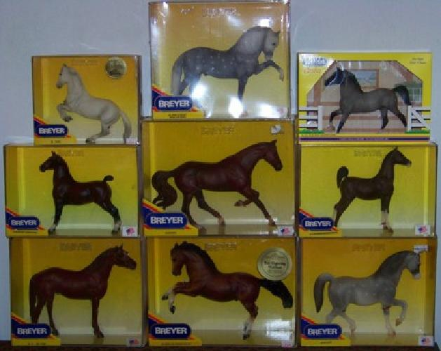 Breyer Animal Collector's Guide: Identification and Values 5th Edition toy Horse