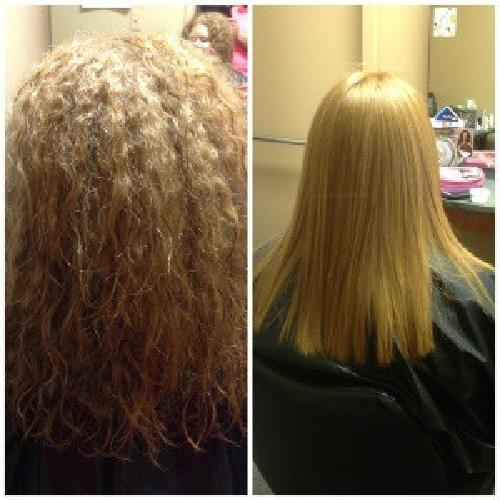 $175 Brazilian Blowout Smoothing Service