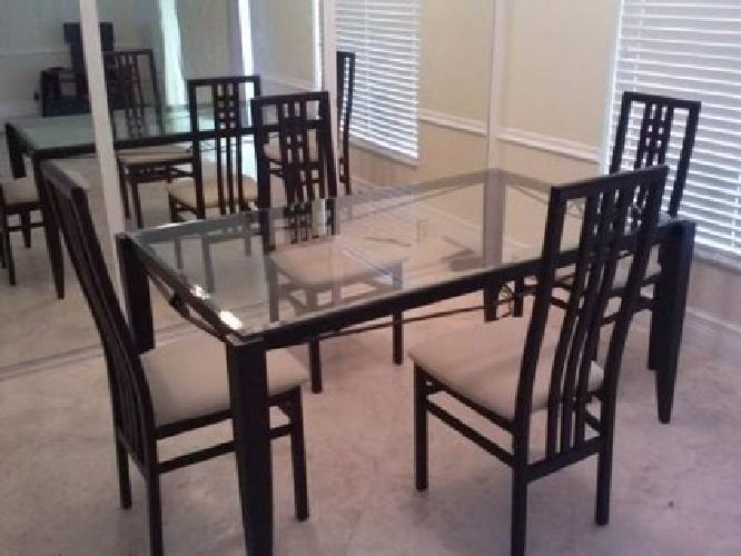 $175 Dining Room Table with 4 Chairs