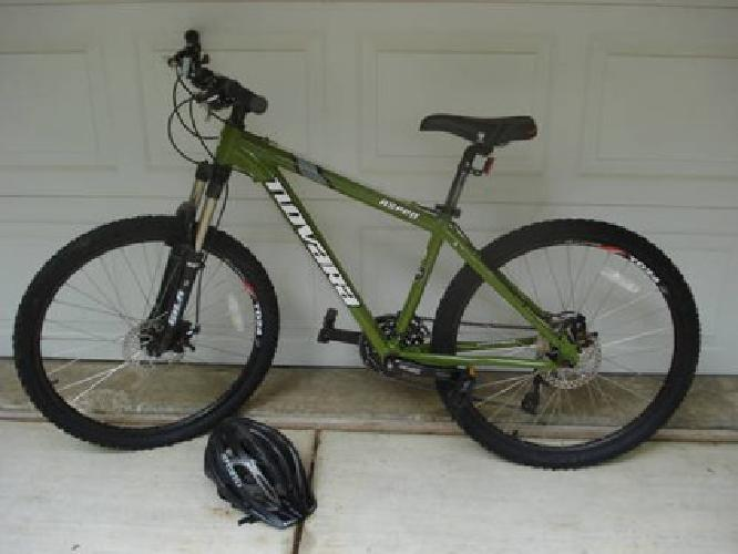 175 Excellent Condition Aspen Novara Mens Mountain Bike 16 Free