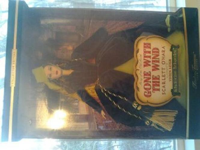 $175 Gone With The Wind Scarlett O'Hara Doll