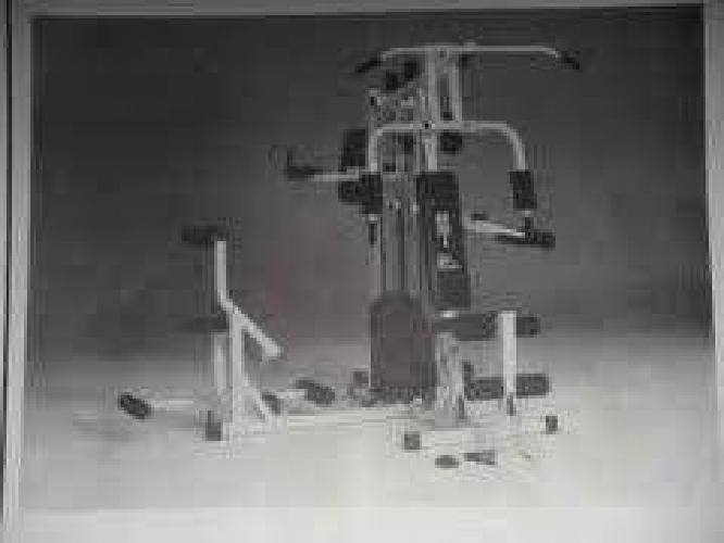 175HomeGymWeightStationBmi9850GreatCondFor