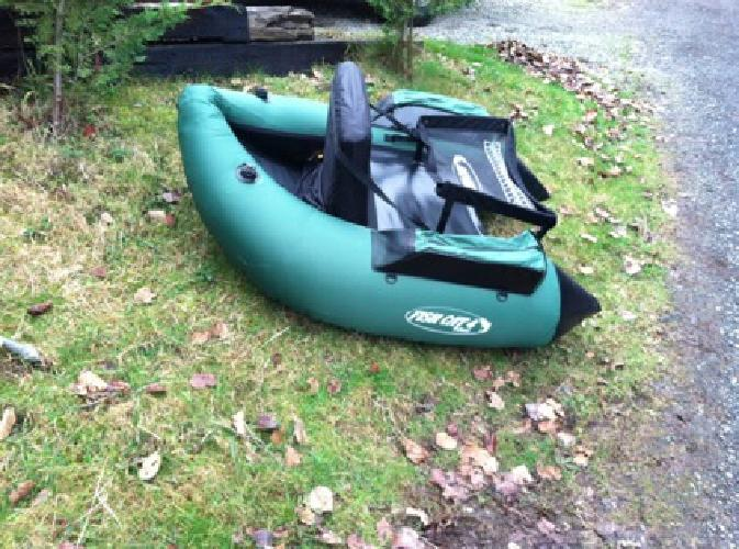 175 obo fly fishing float tube for sale in port angeles for Fly fishing raft for sale