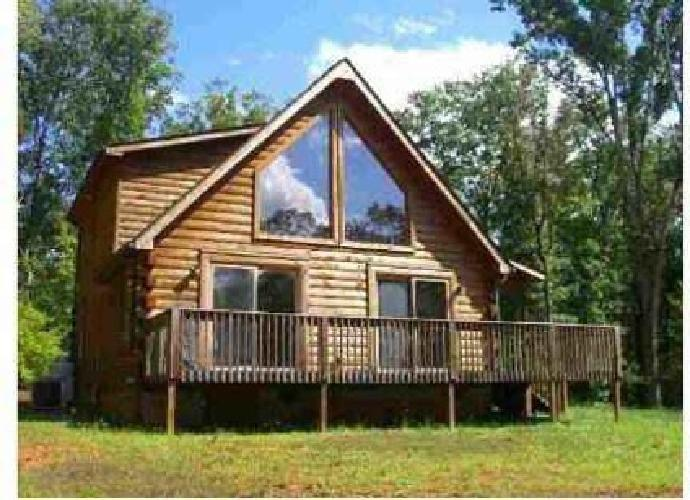 $179,900 Log Home -NC Mountains -