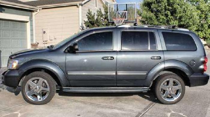 $17,000 2008 Dodge Durango Limited