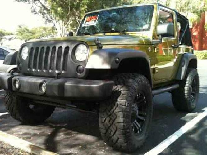 17 300 2007 jeep wrangler 4x4 2 door jk for sale in for 07 4 door jeep wrangler for sale