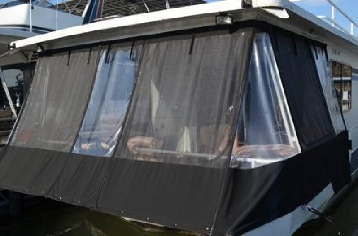 $17,500 1978 Sumerset 14 x 50 Houseboat