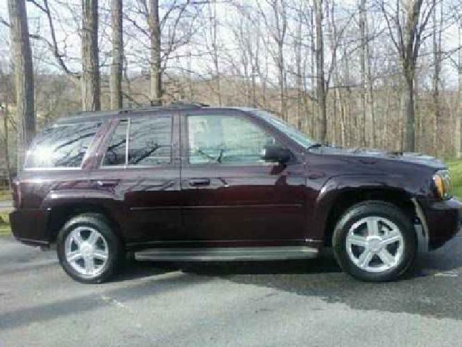 $17,500 2008 Chevrolet Trailblazer Lt, 4x4, Has MD Inspection, Only 21k Miles!