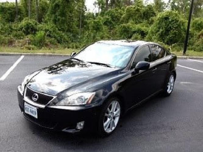 $17,500 OBO 2007 Lexus is250