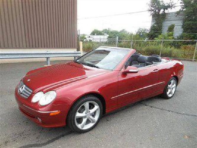 17 588 used 2004 mercedes benz clk class clk320 for Mercedes benz fairfield ct service center