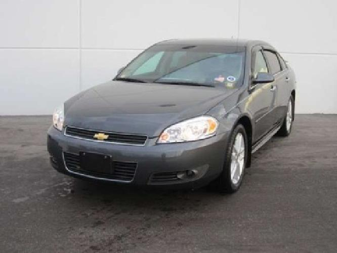 17 800 2011 chevrolet impala ltz for sale in des moines iowa classified. Black Bedroom Furniture Sets. Home Design Ideas