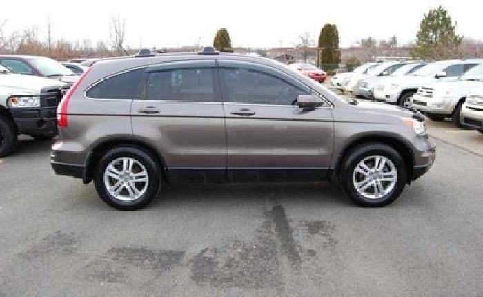 $17,903 2011 Honda CR-V EX-L