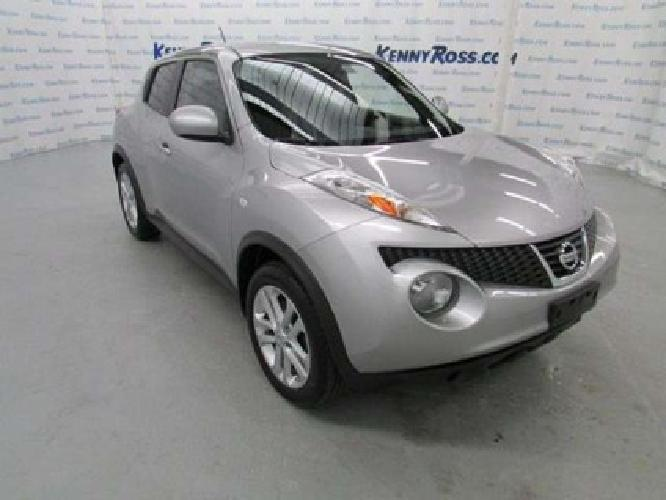 $17,986 2011 Nissan JUKE 5dr Wgn I4 CVT SV AWD