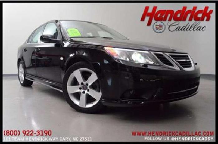 $17,989 2009 Saab 9-3 2.0T