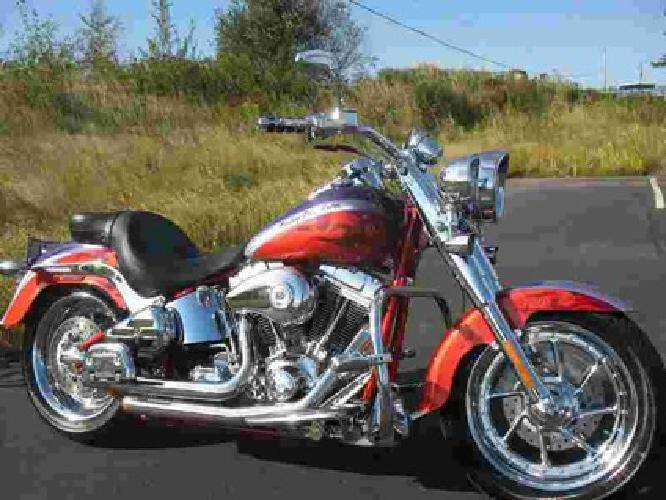 Harley Davidson Cvo For Sale Minneapolis Mn >> $17,995 Harley Davidson 2006 Screamin' Eagle Fat Boy FLSTFSE2 (Hermantown) for sale in ...