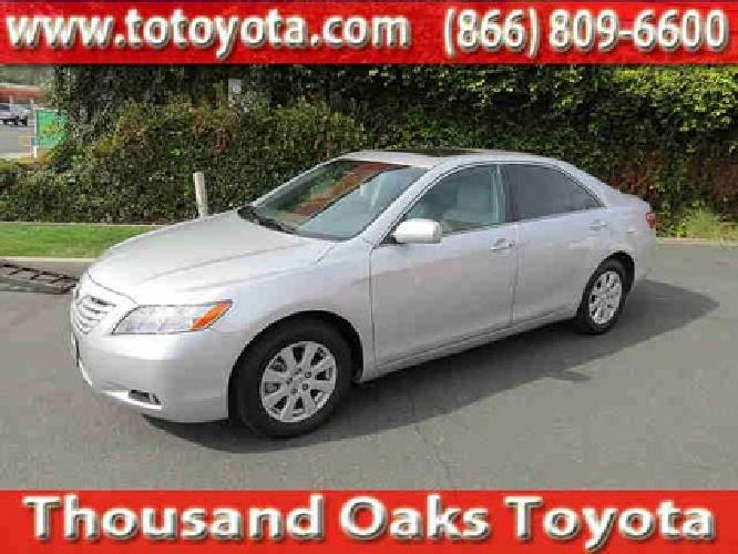 $17,999 2009 Toyota Camry XLE