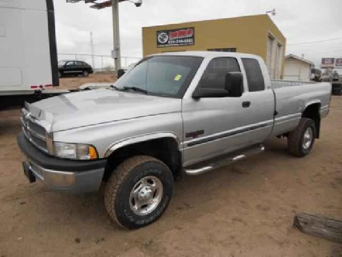 17 999 used 2001 dodge ram 2500 for sale for sale in evans colorado. Cars Review. Best American Auto & Cars Review