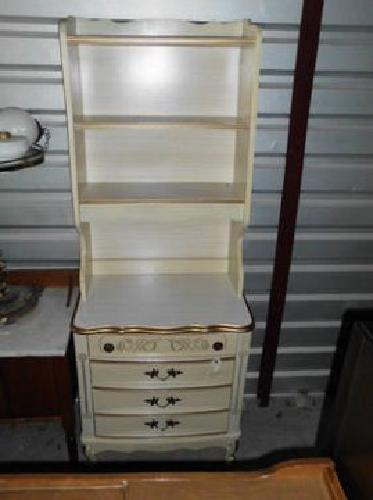 180 french provincial chest or dresser with bookcase for for Furniture 77429