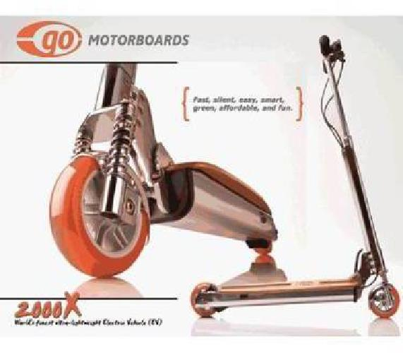 2000x motorboard powerful adult electric scooter