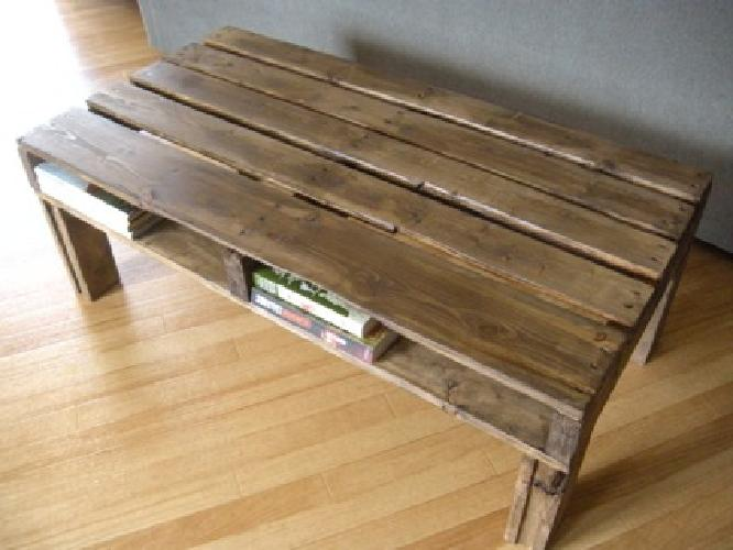 185 OBO Upcycled Pallet Coffee Table for sale in Leonardtown ...