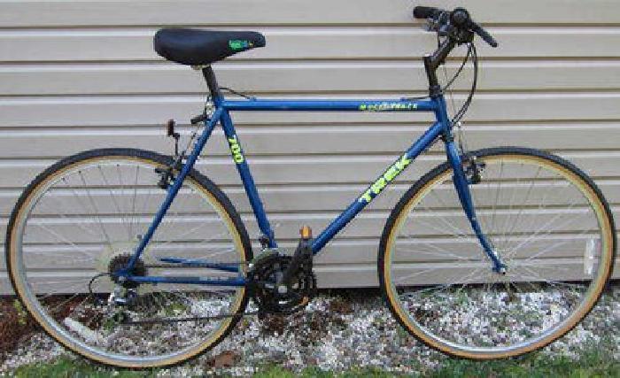 185 Trek 700 Multitrack Hybrid Bike For Sale In