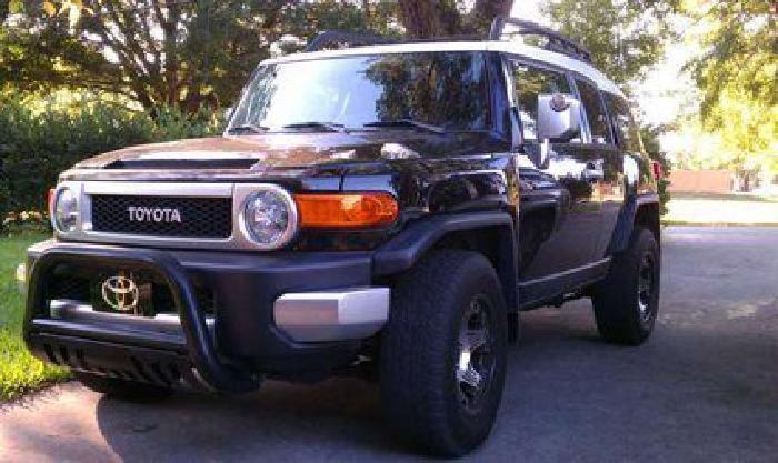 18 000 2007 toyota fj cruiser 4 wheel drive for sale in ocala florida classified. Black Bedroom Furniture Sets. Home Design Ideas
