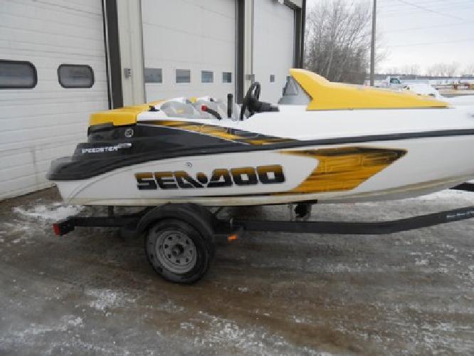 $18,000 Sea-Doo 150 Speedster 2008