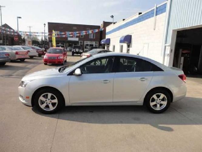 $18,288 Used 2011 Chevrolet CRUZE LT Sedan, 8,300 miles