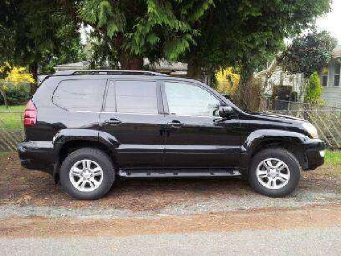 18 500 2004 lexus gx470 good condition for sale third row seating for sale in seattle. Black Bedroom Furniture Sets. Home Design Ideas
