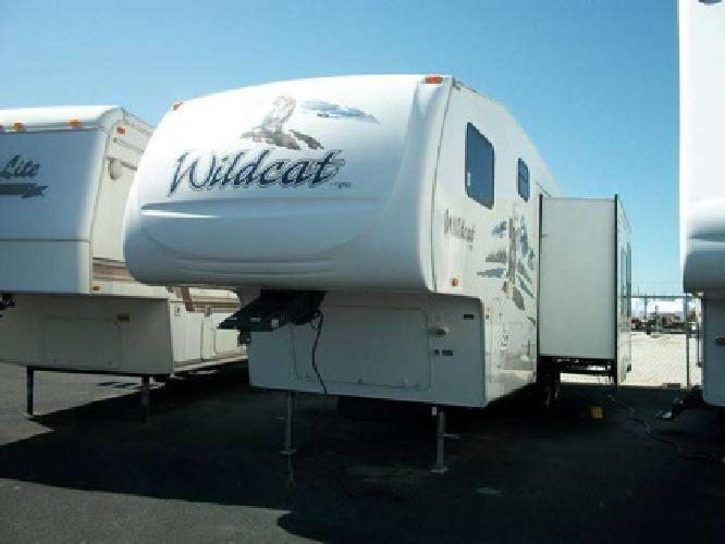 18 500 2006 Forest River Wildcat 30lswb For Sale In