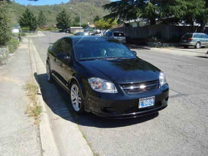18 500 2010 chevy cobalt ss turbocharged 2 0l black 30 xxx miles for sale in rogue river. Black Bedroom Furniture Sets. Home Design Ideas