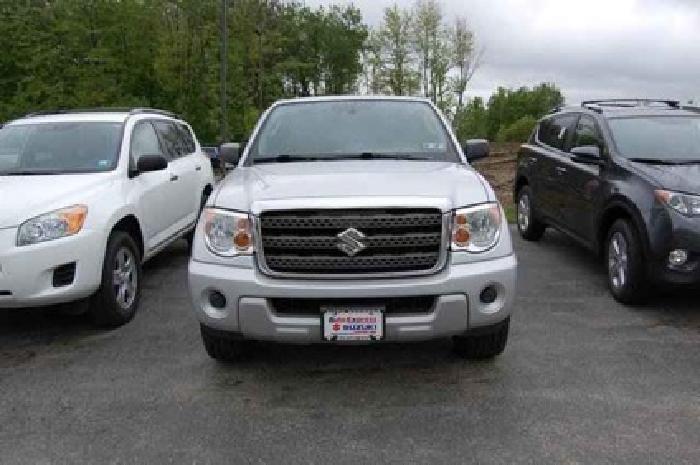 $18,503 2010 Suzuki Equator Sport