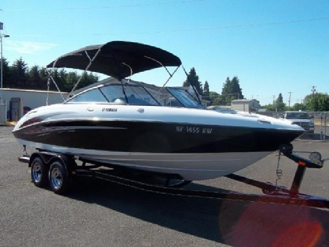 18 750 2005 yamaha sx230 high output bowrider twin jet for Yamaha dealers in oregon