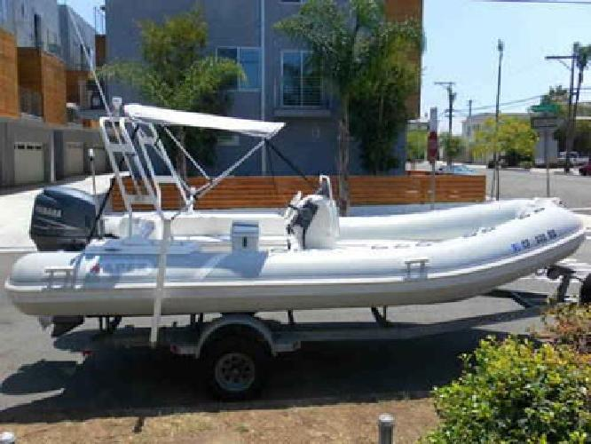 18 900 2006 apex 20 39 rib with yamaha 115 for sale in san for Yamaha outboard service san diego