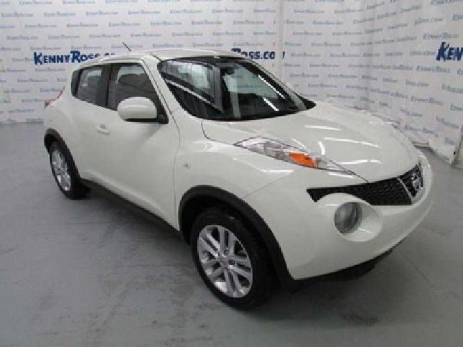 $18,986 2012 Nissan JUKE 5dr Wgn CVT S AWD