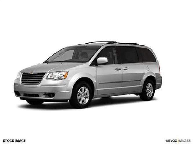 $18,988 2010 Chrysler Town and Country -