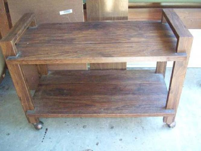 $18 Rolling Table