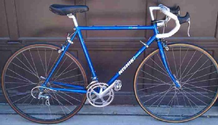 190 Nishiki Road Bike 53cm Cedar Hill For Sale In Dallas Texas