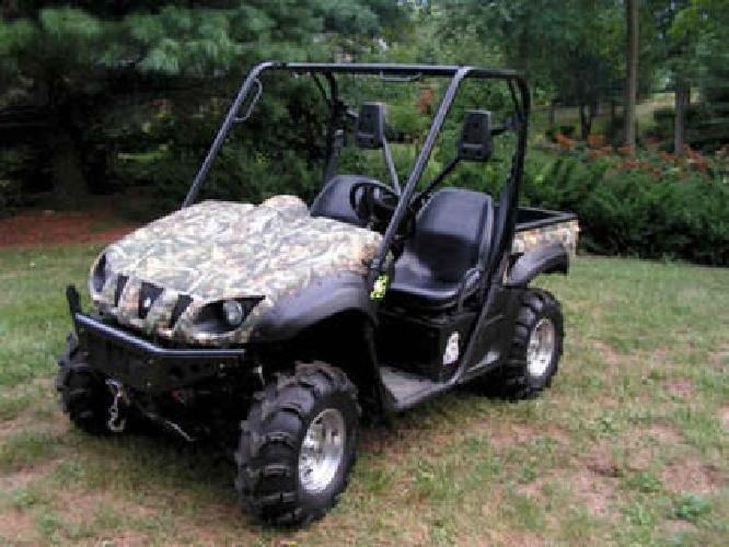 $190 Ultility Vehicle Camouflage