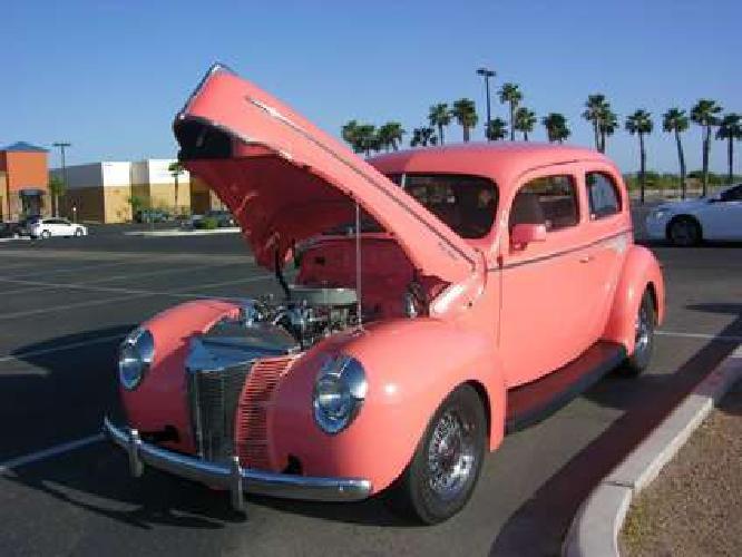 1940 Ford Tudor Sedan Deluxe *** REDUCED***