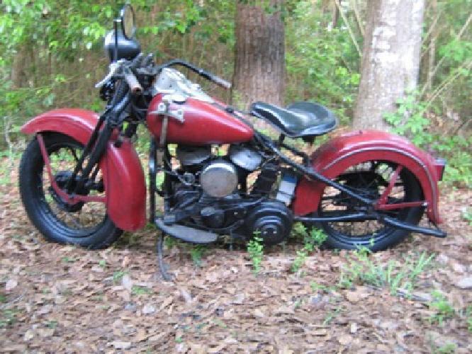 1941 Harley-Davidson Original WLA+++ Military Pre-WWII, ,flathead
